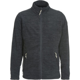 killtec Agam Fleece Jacket Men dark anthracite
